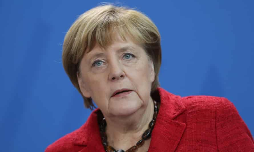 Angela Merkel: new leader of the free world?