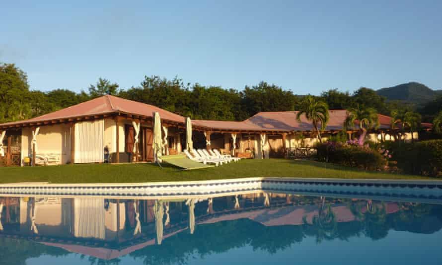 Villa Rayon Vert, Guadeloupe
