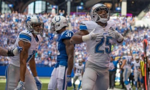 362e805faf0 NFL week one round-up: Lions pull off wild win to foil Luck comeback ...