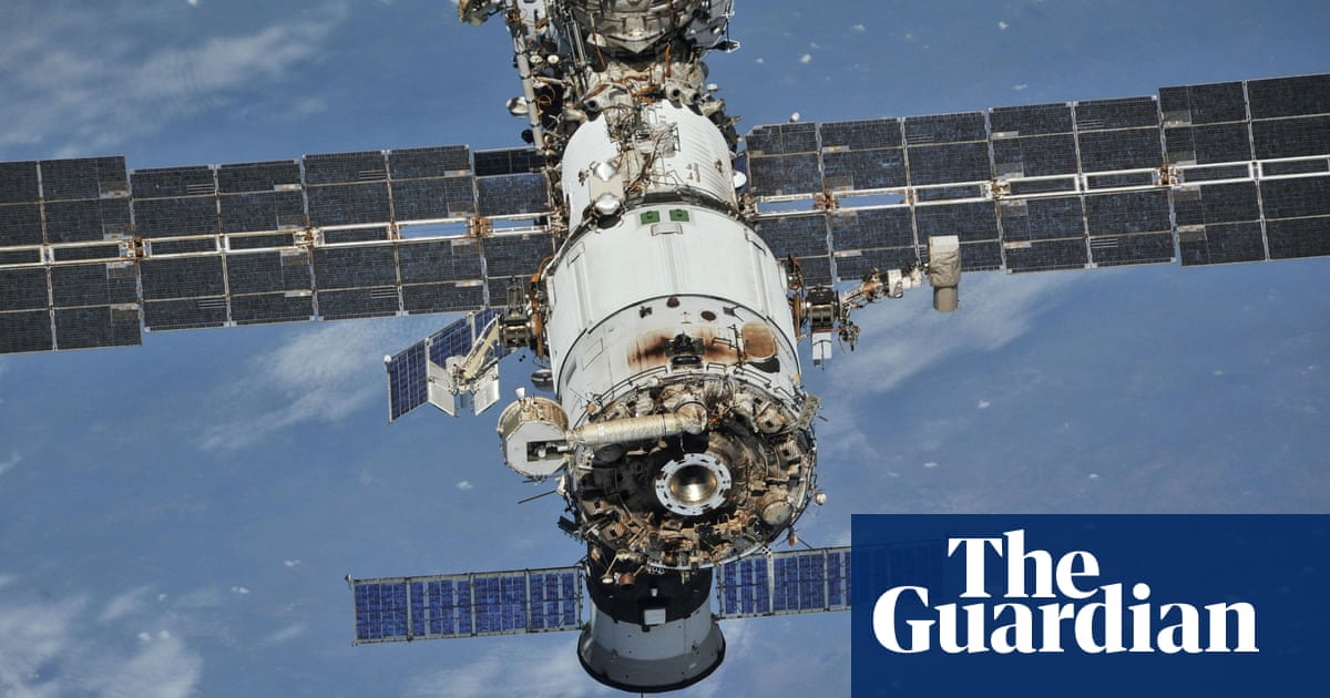Smoke and fire alarms go off on International Space Station