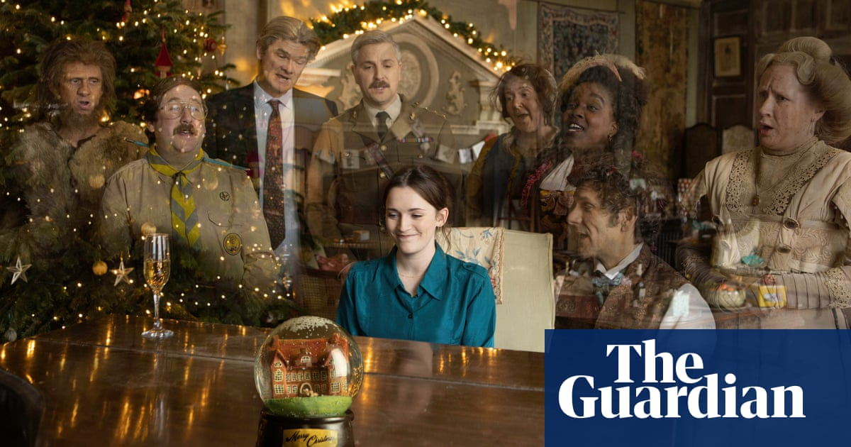 The 50 best TV shows of 2020: No 10 – Ghosts