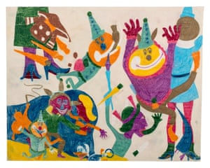Susan Te Kahurangi King, Untitled, 1966