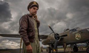 Christopher Abbott as Yossarian in George Clooney's adaptation of Catch-22.