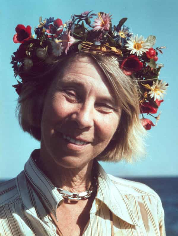Life chapters … Tove Jansson drew on her experiences of love and loss.