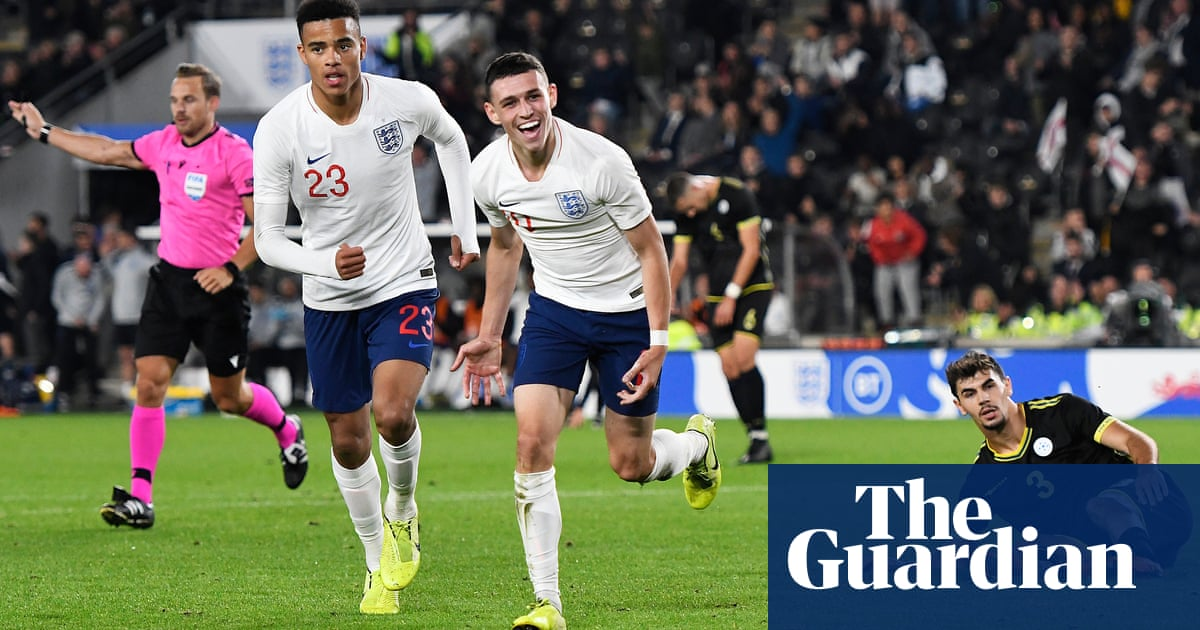 Phil Foden strikes twice as England Under-21s beat Kosovo