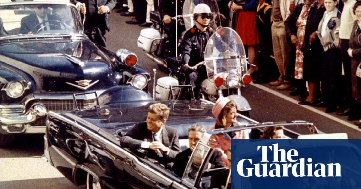 JFK documents could show the truth about a diplomat's death 47 ...