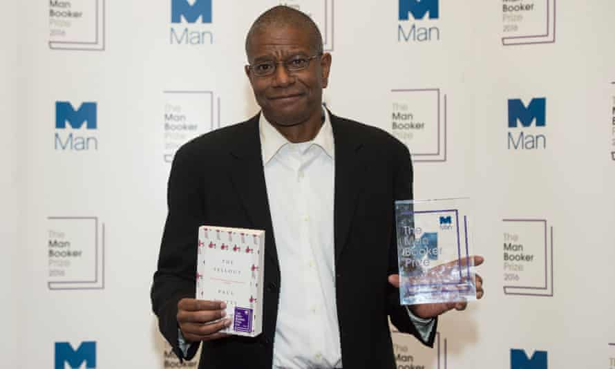 Time to start the process all over again … Paul Beatty, winner of the Man Booker in 2016.