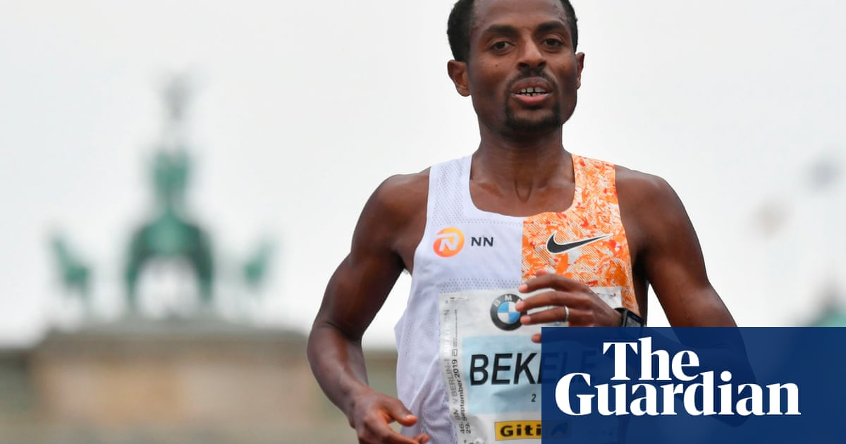 Kenenisa Bekele to face Eliud Kipchoge in London Marathon for the ages