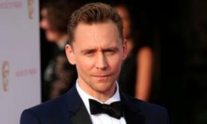 Tom Hiddleston: Rear of the Year 2016.