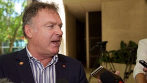 Senator Rod Culleton