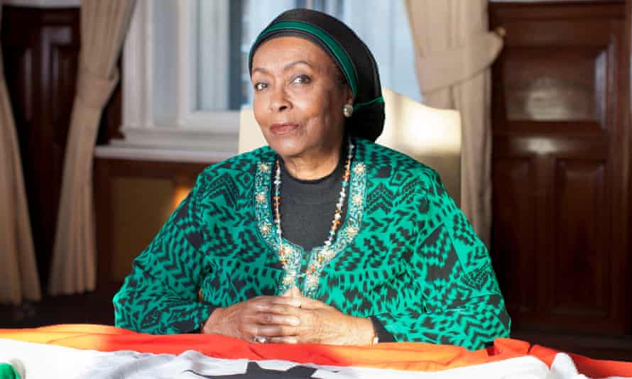'It's not about the money, it's about what we do with the money,' says Edna Adan.
