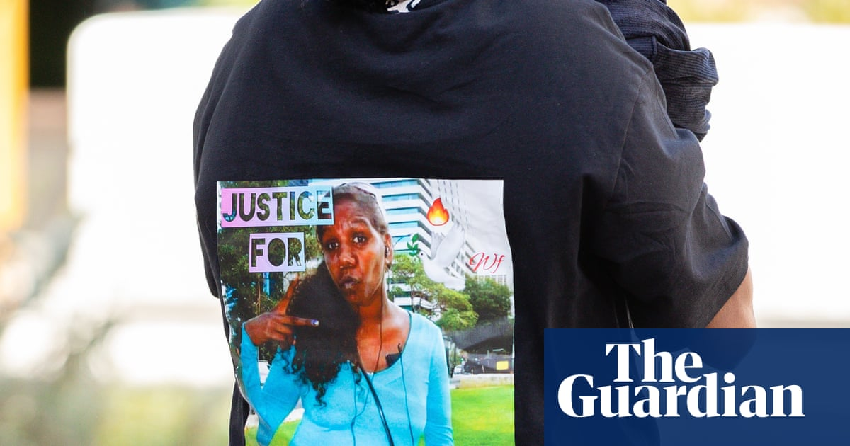 Police officer who shot dead Indigenous woman on WA street found not guilty of murder