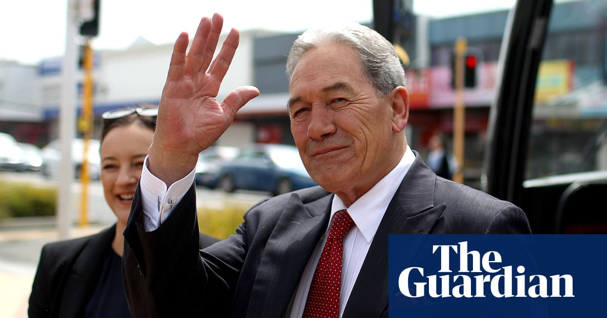 Kingmaker no more: Winston Peters consigned to NZ political history – The Guardian