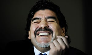 Diego Maradona told Victor Hugo Morales of his intention to stand as Fifa president when the journalist called him to check on the condition of his sick father.