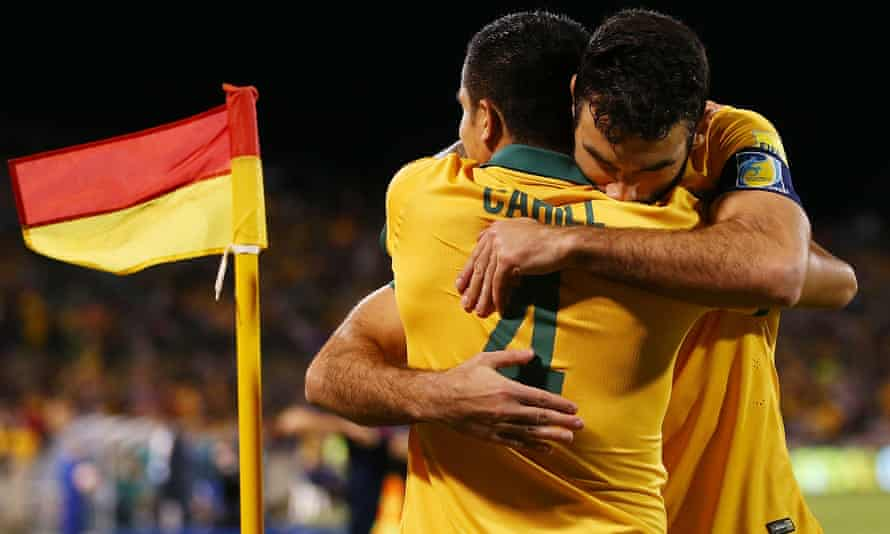 Tim Cahill and Mile Jedinak have been an integral part of the Socceroos' successful 2015, culminating in their Asian Football Confederation award.