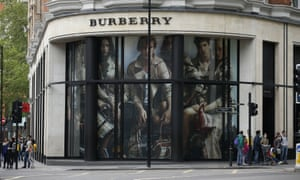 019ed70fe224 Burberry hit by Chinese slowdown  Goldman Sachs profits fall – as it ...