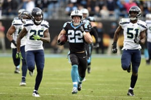 Christian McCaffrey is one of the most complete running backs in the league