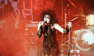 Siouxsie and The Banshees on The Tube