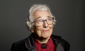 Judith Kerr, pictured in 2019.