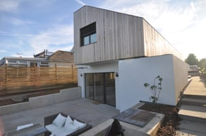 Modern Passive House in Kent