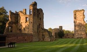 Ashby Castle, Ashby-de-la-Zouch, Leicestershire