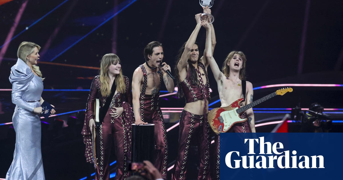 Eurovision 2021: Måneskin triumphs for Italy in Rotterdam