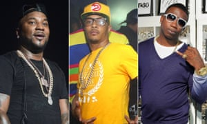 Trap's holy trinity: Young Jeezy, TI and Gucci Mane