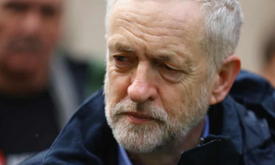 Jeremy Corbyn: 'the media's attitude towards the Labour party and our campaign has been horrendous'.