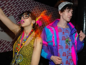 New rave chic.