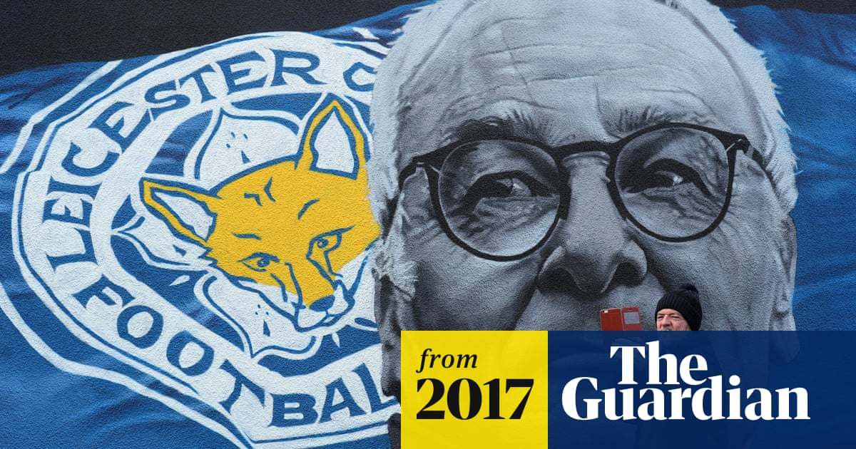 Claudio Ranieri: my dream died with Leicester sacking