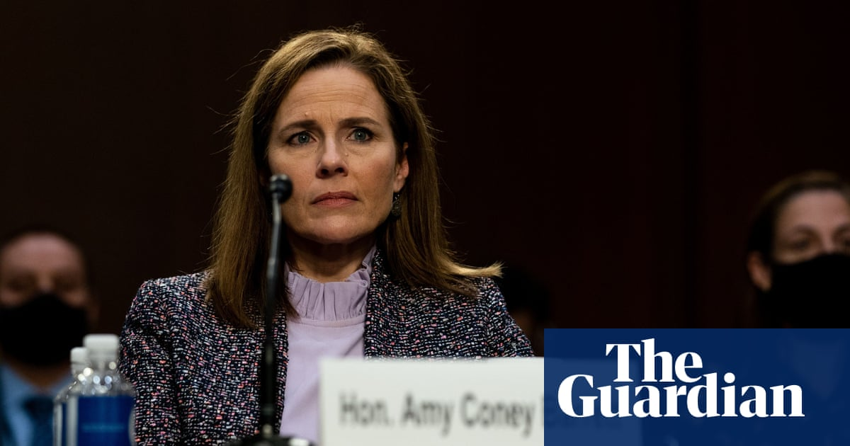 Top Senate Republican says he has the votes to confirm Amy Coney Barrett – The Guardian