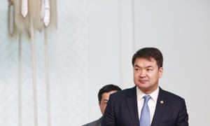 'Mongolia is back to business,' said Prime Minister Chimediin Saikhanbileg, as the two sides agreed on a financing plan for the next phase of the vast copper and gold mine.