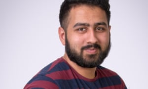 Jawad Khan, 20, Yorkshire, activist/trade union rep - comms officer for trade union GMB youth wing
