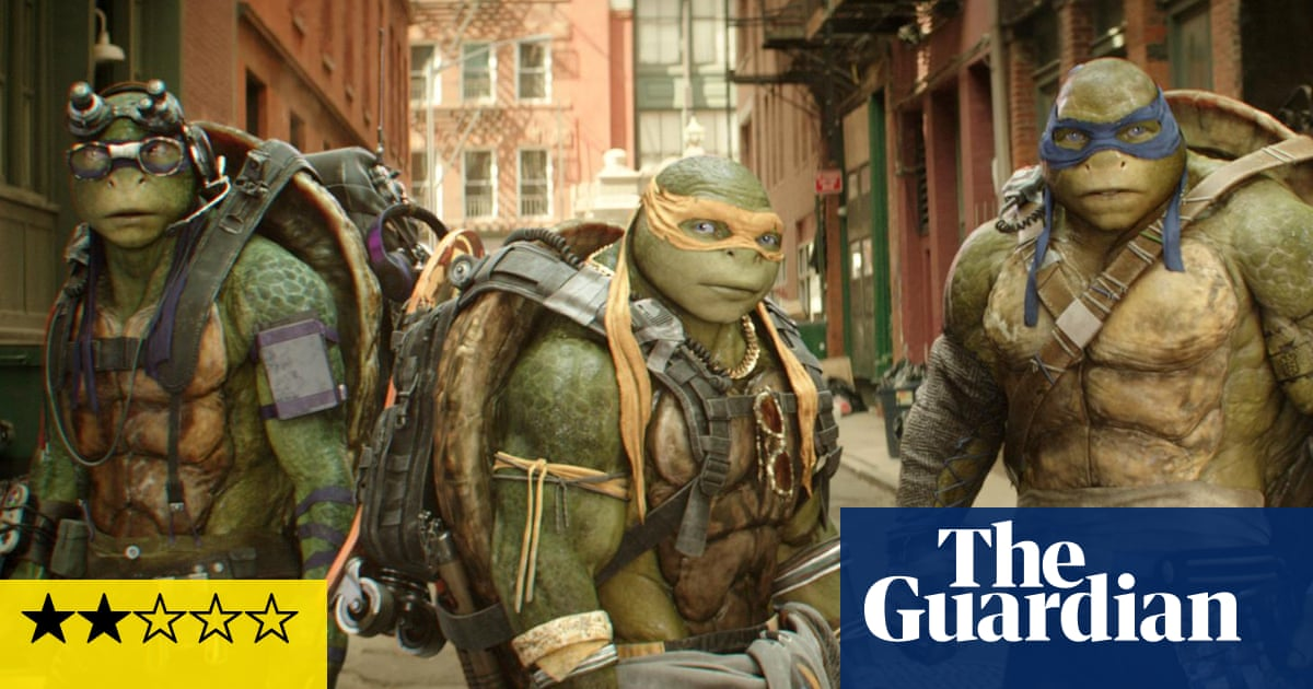 Teenage Mutant Ninja Turtles Out Of The Shadows Review Relentlessly Dumb Teenage Mutant Ninja Turtles The Guardian