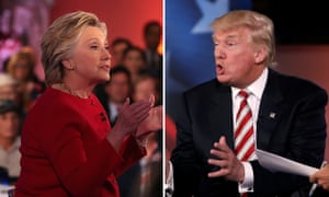 Clinton and Trump promised very different tax plans during the election