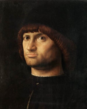 JE7M9D Le Il Condottiere or mercenary leader by ANTONELLO da Messina 1475 Italian Download Add to cart View cart See pricing › Image Ref CEHG21 (RM) ContributorPeter Horree Credit line Peter Horree / Alamy Stock Photo