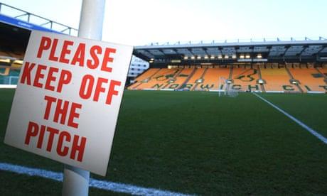 Norwich City v Ipswich Town: Championship –live!