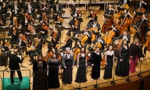 Jaap van Zweden, the Walküre and the Hong Kong Philharmonic perform Die Walküre