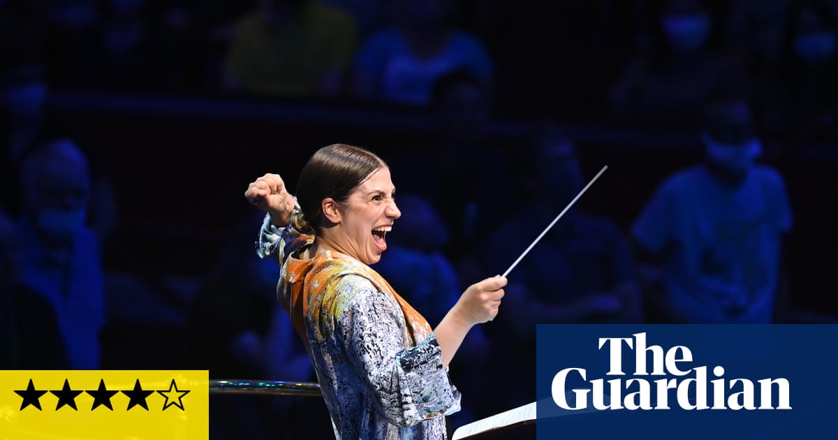 First Night of the Proms review: a delightful shared experience with some surprises