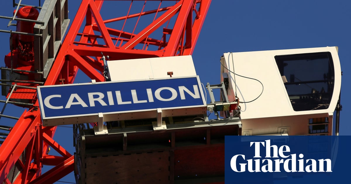 UK regulator issues complaint to KPMG over Carillion and Regenersis audits