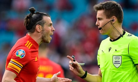 Gareth Bale goes out with a whimper as Welsh dragons are slain by Danes   Jamie Jackson