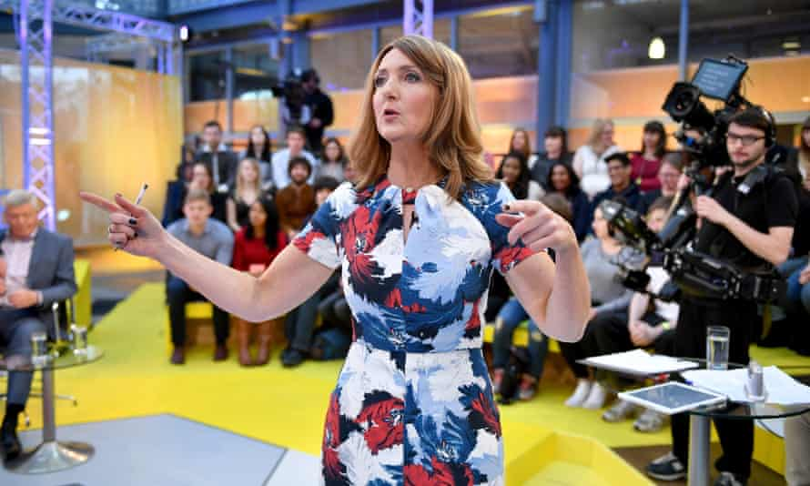 Victoria Derbyshire hosts an all-female panel on the pros and cons of Brexit on Monday morning.