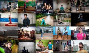 3 examples of modern day slavery