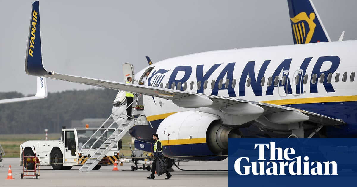 Ryanair ranked  worst airline  for sixth year in a row   Business ... 4f265e7950