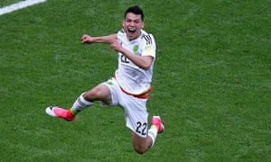 reputable site a1e26 99f44 Hirving Lozano: smiling Mexico star who must learn to ...