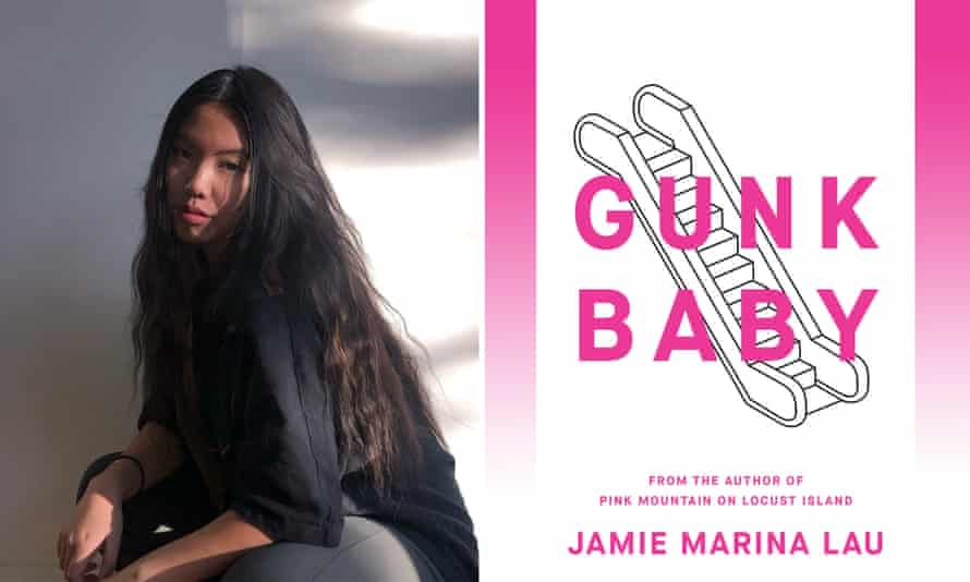 Gunk Baby by Jamie Marina Lau is out 28 April through Hachette.
