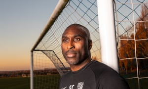 Sol Campbell has spoken about the prejudices he has encountered in his fight for managerial opportunities at the highest levels.