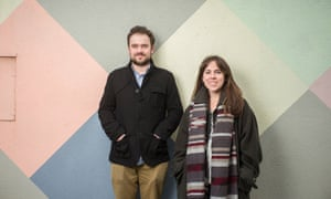 Charlie Fraser of the Entrepreneurial Refugee Network, and Alexandra Simmons of Timepeace, two social enterprises helping refugees get jobs in the UK.