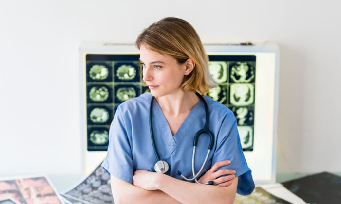 Why does America still have so few female doctors