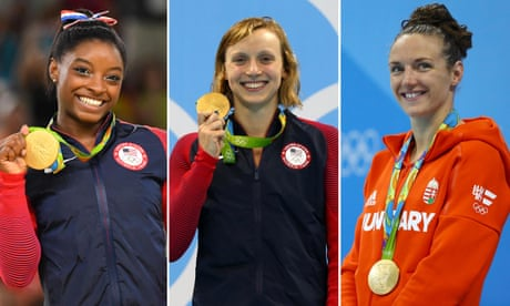 The hotly contested Olympic medal table of sexism